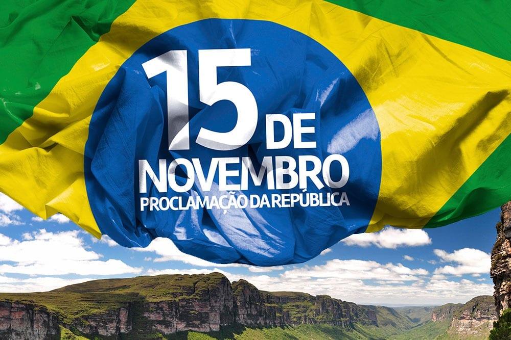 15 de Novembro - Proclamação da República